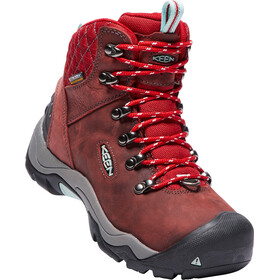 Keen Revel III Sko Damer, racing red/eggshell
